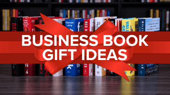 Best Business Book Gift Idea Covers
