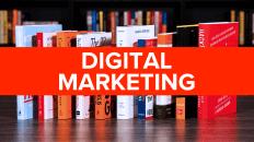 Best Digital Marketing Book Covers