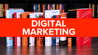 Best Digital Marketing Book Covers