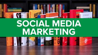 Best Social Media Marketing Book Covers