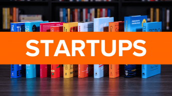 Best Startup Book Covers
