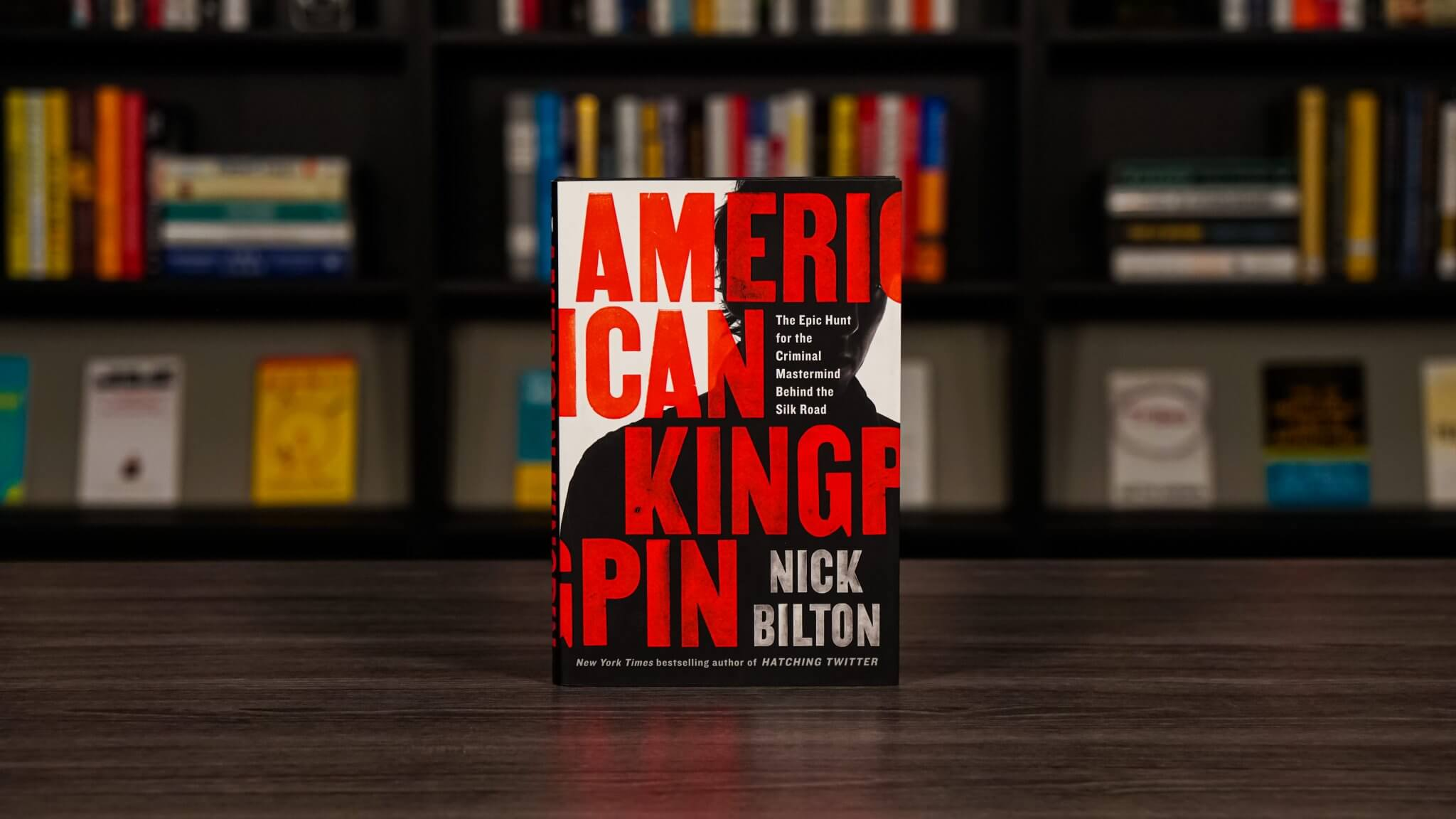 American Kingpin Book Cover