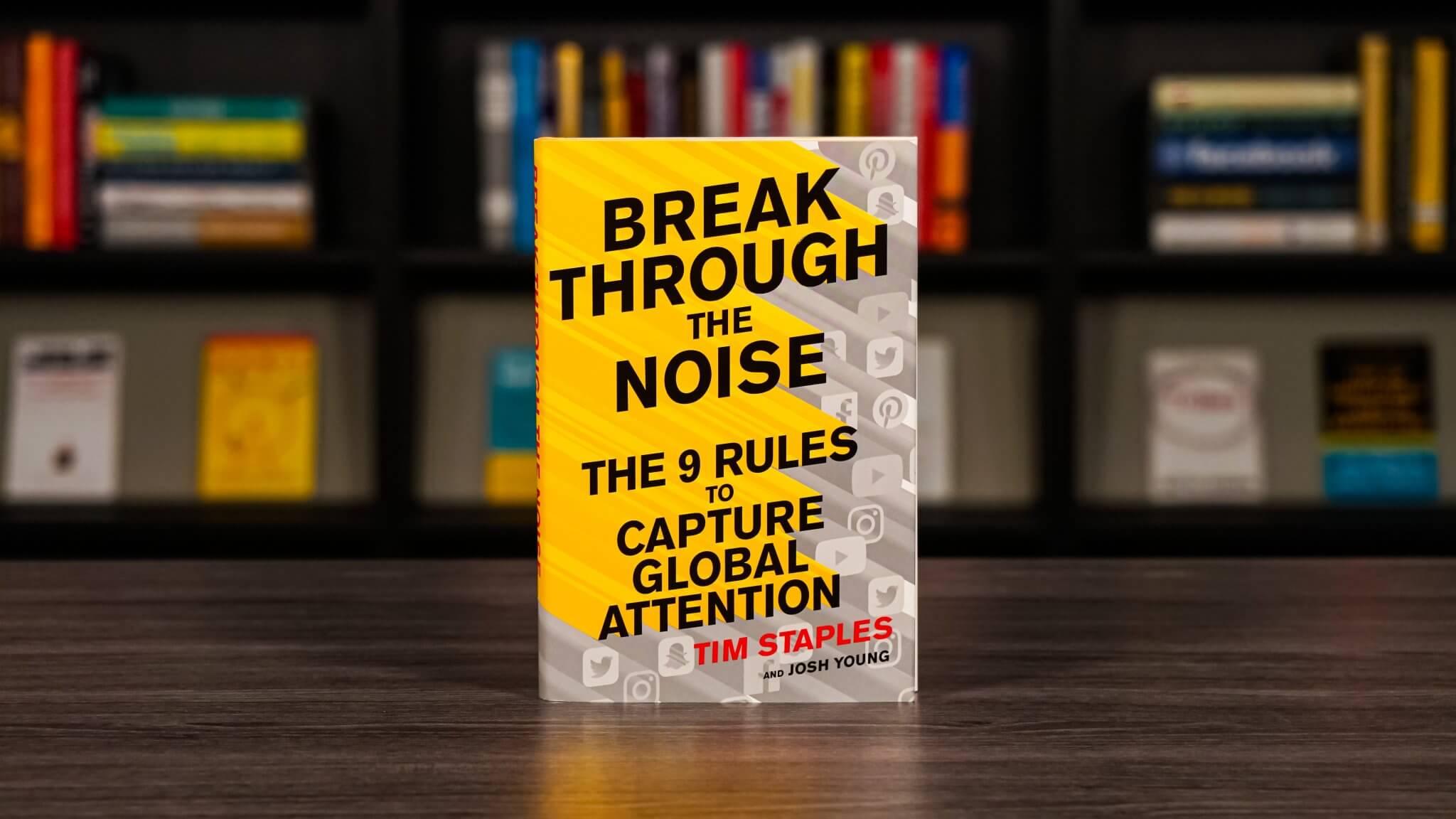 Break Through The Noise Book Cover