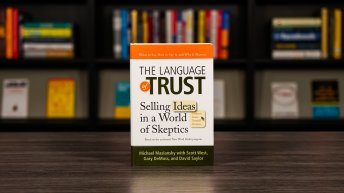 The Language Of Trust Book Cover