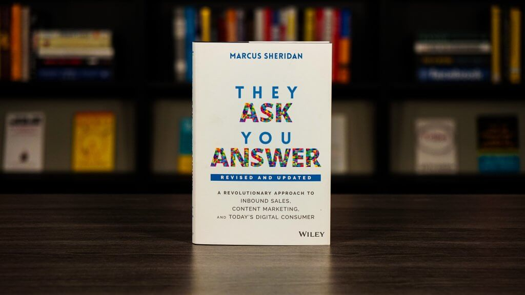 They Ask You Answer Book Cover