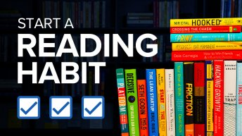 How to start a reading habit in 3 easy steps
