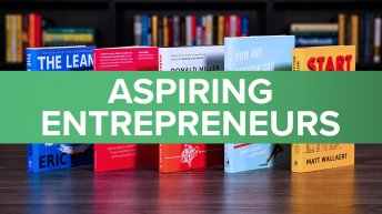 The Best Books For Aspiring Entrepreneurs