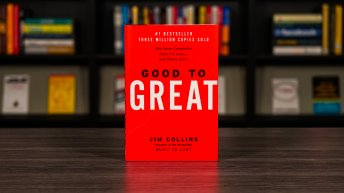 Good To Great Book Cover