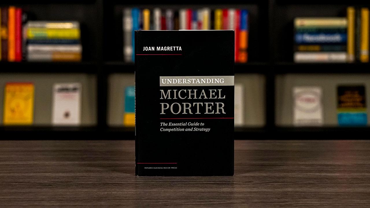 Understanding Michael Porter Book Cover