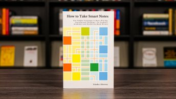 How To Take Smart Notes Book Cover