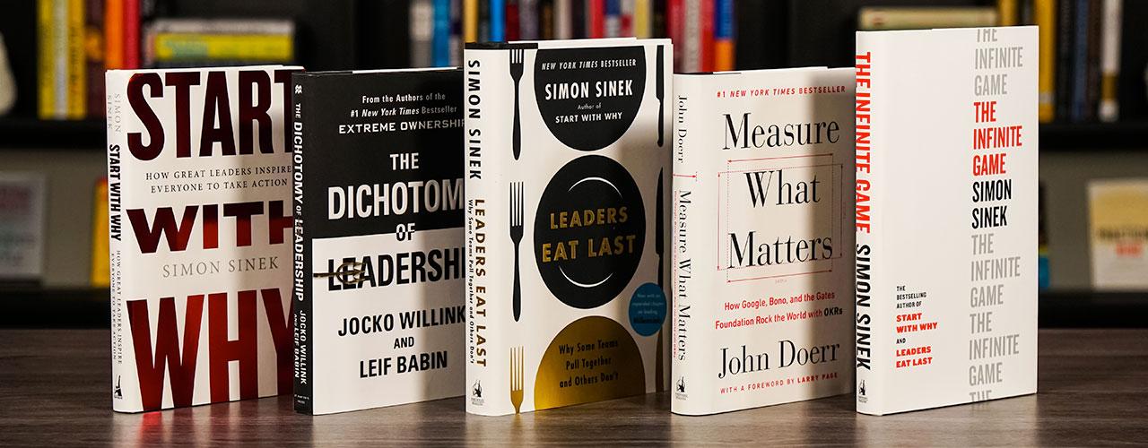 The Best Leadership Books