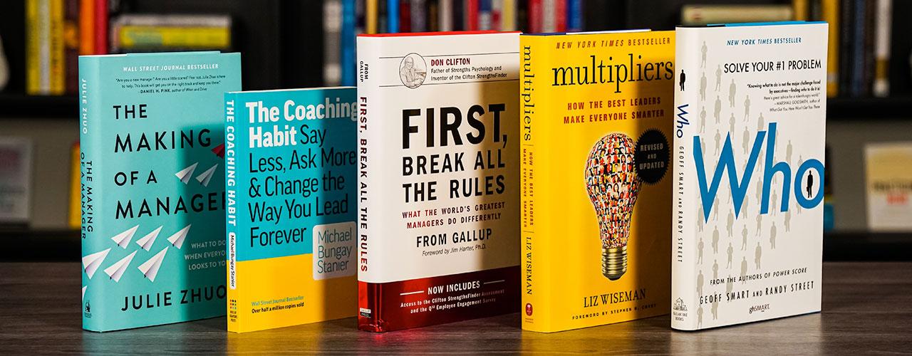 The Best Management Books