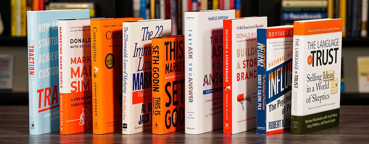 The Best Marketing Books