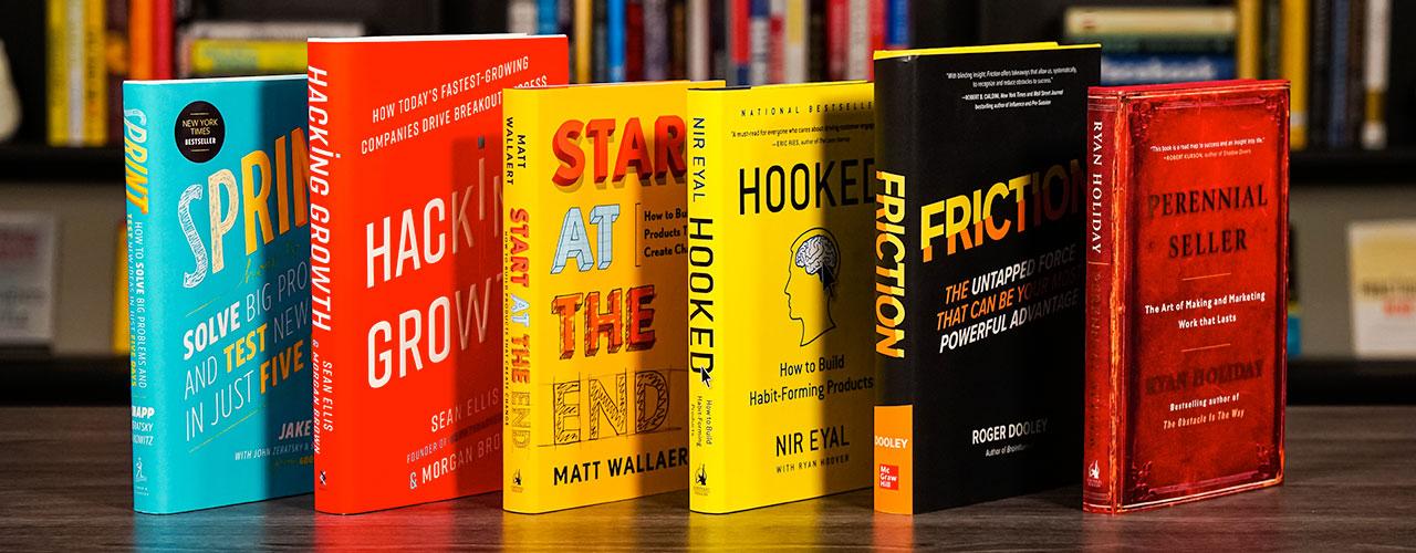 The Best Product Development Books