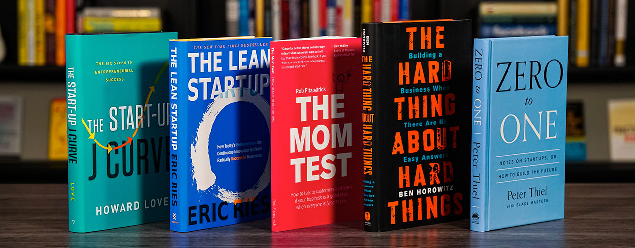 The Best Startup Books