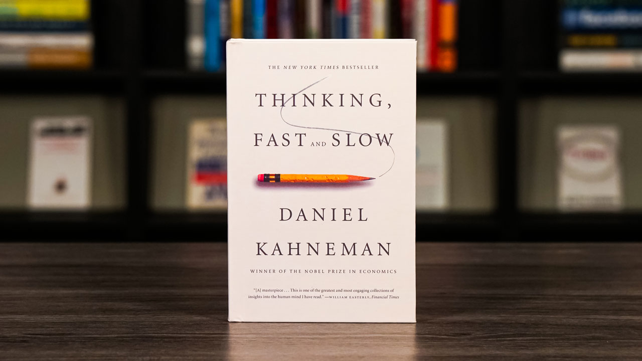 Thinking Fast And Slow Book Web