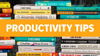 The Best Productivity Tips