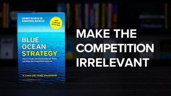 Blue Ocean Strategy By W Chan Kim And Renee Mauborgne Book Summary