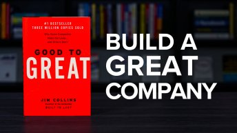 Good To Great By Jim Collins Book Summary