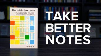 How To Take Smart Notes By Sonke Ahrens Book Summary
