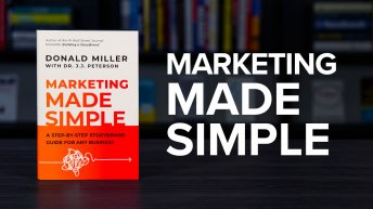 Marketing Made Simple By Donald Miller Book Summary