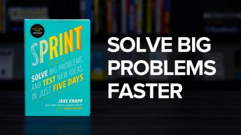 Sprint By Jake Knapp Book Summary