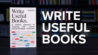 Write Useful Books By Rob Fitzpatrick Book Summary